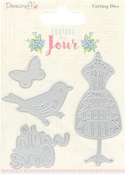 Vyrezávacie šablóny / Couture Du Jour