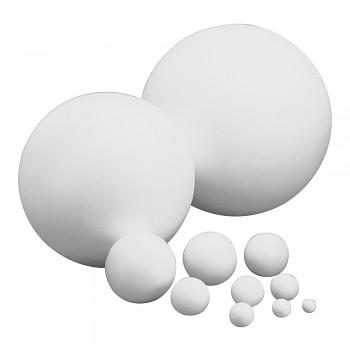Styropianowe kule / 12cm
