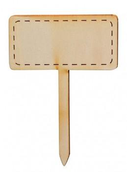 Wooden cut / 14 cm / 1szt