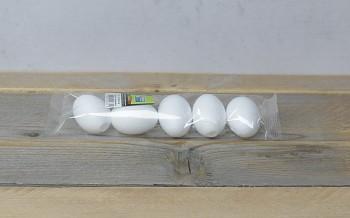 Styropor eggs 5pcs / 4,5 cm