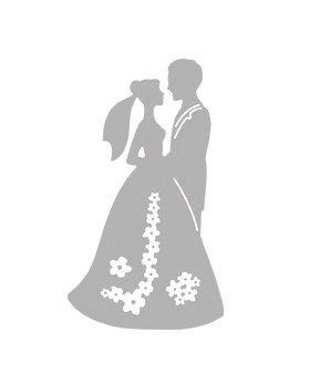 Kovové šablóny / Let´s Get Married
