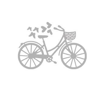 Kovové šablóny / Bicycle