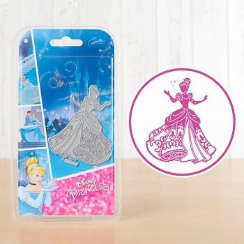 Disney Captivating Cinderella Die / 7.7cm x 9.4cm