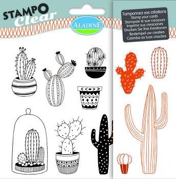 StampoClear / Kaktusy!