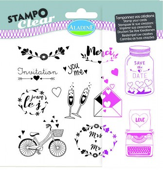StampoClear / Wedding
