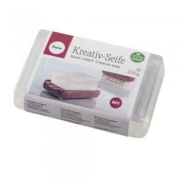 Creative soap - transparent / 200g