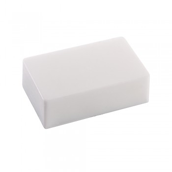 Soap casting mould: Block, 10,5x6,5x4cm, 300ml