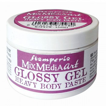 Heavy body pasta / 150ml / Glossy Gel