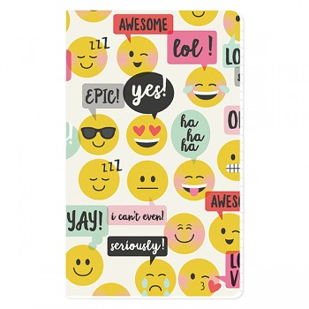 Carpe Diem - Emoji Love - Doc-It Journal