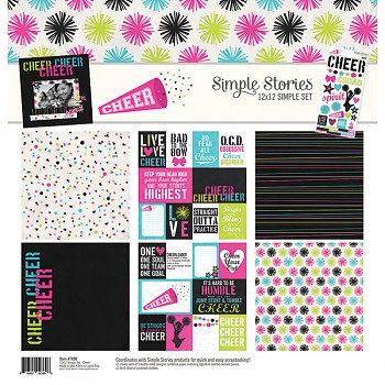Cheer - Collection Kit 12x12""