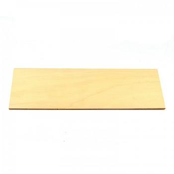 Holzbrett / 12,5x25cm