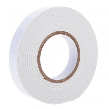 3D penová 12x2mm permanentná lepiaca páska / 2m