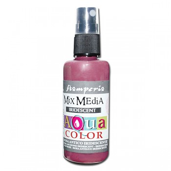 Aquacolor spray / 60ml / Iridescent Old Pink