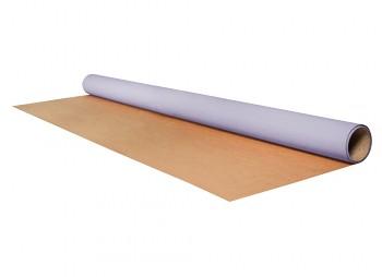 Baliaci darčekový papier Kraft / 70x200cm / lavender