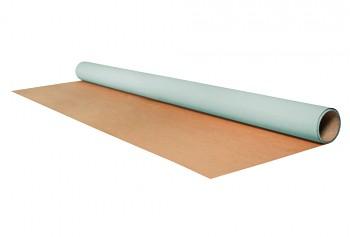 Baliaci darčekový papier Kraft / 70x200cm / sea aqua