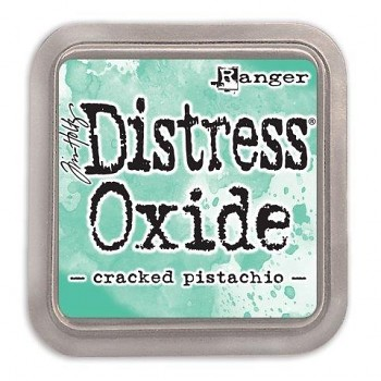 Distress Oxide Ink Pad / Cracked pistachio