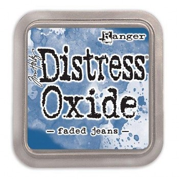 Distress Oxide Ink Pad / Faded jeans