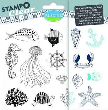 StampoClear / Mořský svět