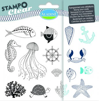 StampoClear / Morský svet