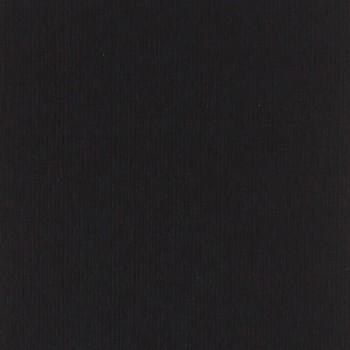 Texturovaný kartón 302x302mm / 200g/m2 / Raven-Black / 1ks