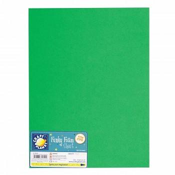 """Pianka 9x12"""" (2mm) - Green"""