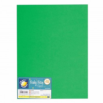 "Crepla Platte 9x12"" (2mm) - Green"