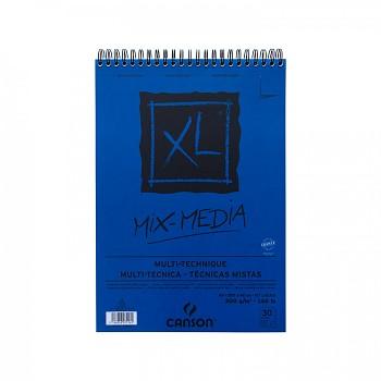 XL Mixmédia blok A3 / 300g/m2 / 30 listov
