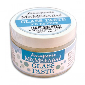 Mix Media Glass Paste / 150ml / Pasta s ľadovým efektom