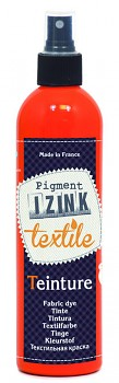 Izink / Fabric dye 180ml /  orange