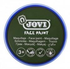 Farba na tvár v kelímku / 20ml / zelená