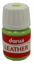 Leather paint 30ml / anise