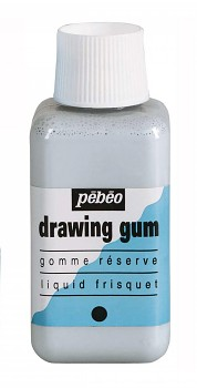Drawing gum / 250ml