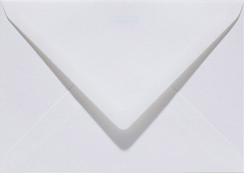 Envelope C6 - 11,5x16cm / Pearly-White / 1pc