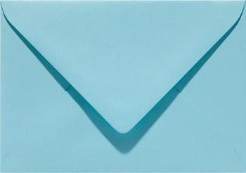 Obálka C6 - 11,5x16cm / Azure blue / 1ks