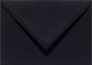 Obálka C6 - 11,5x16cm / Raven Black / 1ks