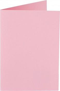 A6 pozdrav / 105x148mm / 1ks / Baby pink