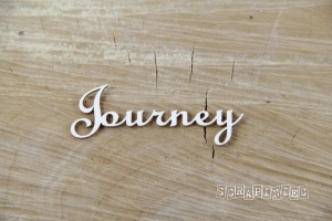 Chipboards - Journey / 2pcs