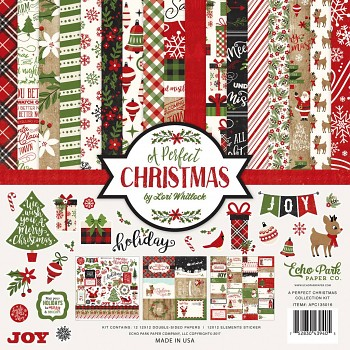 A Perfect Christmas 12x12 / Collection Kit