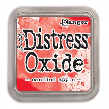 Distress Oxide Ink Pad / Candied apple