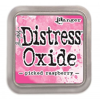 Distress Oxide Ink Pad / Picked raspberry
