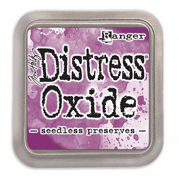 Distress Oxide Ink Pad / Seedless preserves