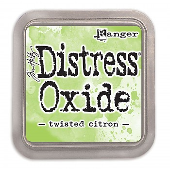 Distress Oxide Ink Pad / Twisted citron