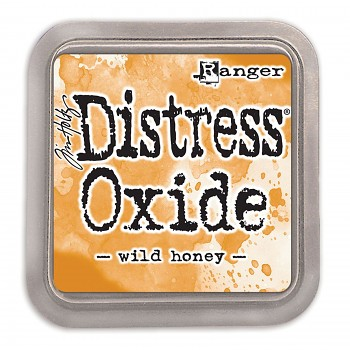 Distress Oxide Ink Pad / Wild honey