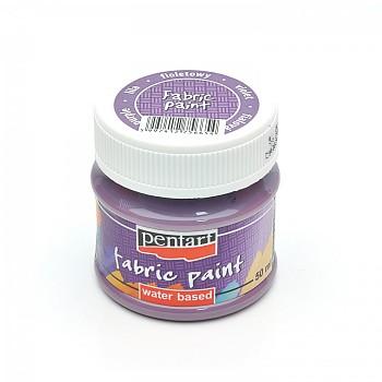 Farba na textil 50ml / fialová