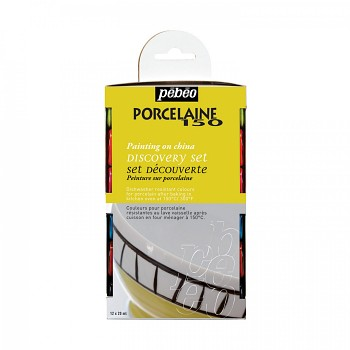 Porcelaine 150 / discovery set / 12x20ml