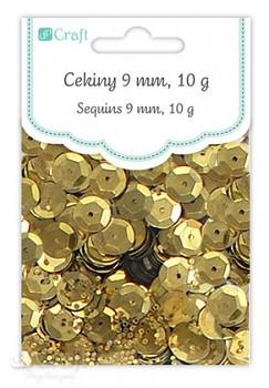 CEKINY / 10 g / złoto