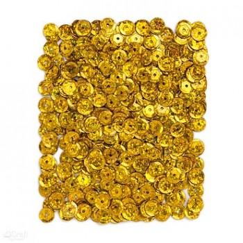 Flitre holographic / 15g / tmavo zlaté