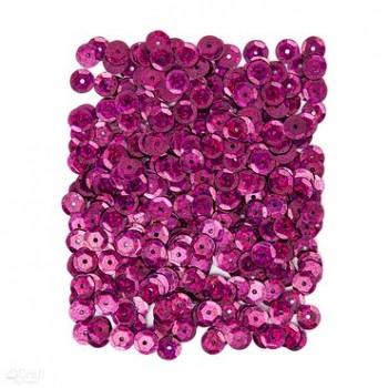 Flitre holographic / 15g / tmavo ružové