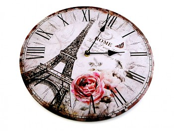 Nástenné hodiny 34cm