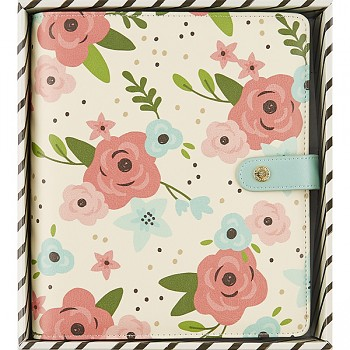 Cream Blossom A5 Planner Boxed Set